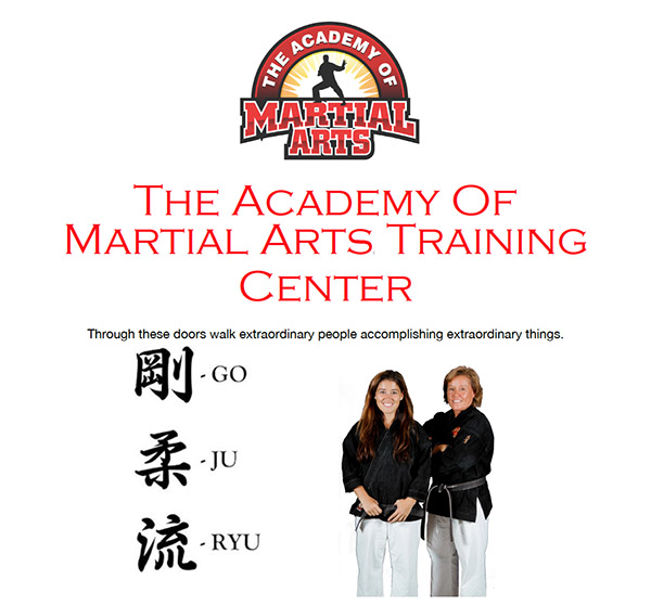 Academy of Martial Arts Student Manual