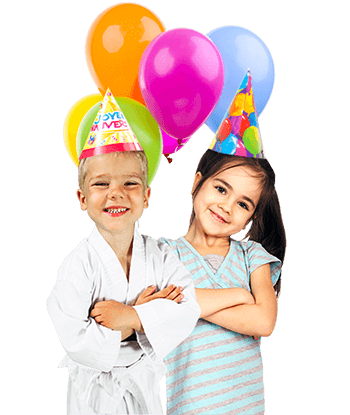 Martial Arts Academy of Martial Arts - Birthday Parties